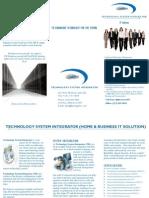 TSI Technology Support Brochure