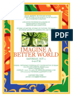 Imagine a Better World - UU Miami Benefit Concert