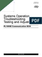 Renr8091-04 Pl1000e Manual