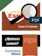 Catalogo Camaraespia