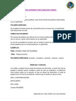 Material de Apoymo Para Mejorar Las Habilidades Verbal y Numc3a9rica