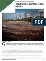 10-08-16 Grupo México incumplió compromisos con Río Sonora.-Exelsior