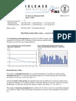 DOL Aug Report