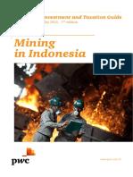 Mining in Indonesia 2015