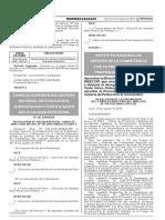 Fe de erratas Resolución N° 103-2016-SINEACECDAH-P