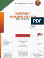 Marketing y Marketing Turistico