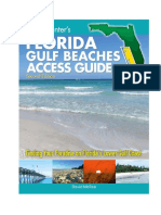 Florida Gulf Beaches Access Guide Excerpts