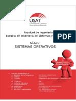 SILABO SISTEMAS OPERATIVOS USAT