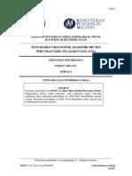 Percubaan Sbp -SKEMA_1102 BM_Kertas 1
