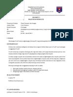 Job Sheet 1 - Vlan
