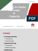 05 Planning for Radio Coverage & Capacity 2.0
