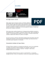 La Teología de Hugo Chávez