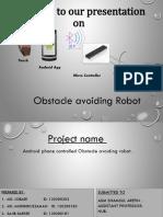 androidphonecontrolledobstacleavoidingrobot
