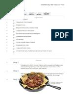 Beef Nachos Recipe