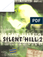 Silent Hill 2 BradyGames Official Strategy Guide