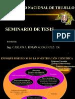 Seminario de Tesis