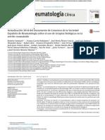 Artritis Reumatoide Rev. Sistematica
