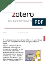 Referente Bibliográfico Zotero