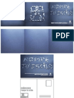 Presentacion Postal Free y Triptico