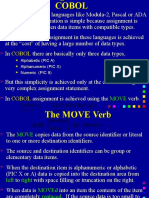 THE BASIC VERBS - Move, Accept and Display.ppt