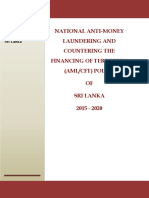 National AML CFT Policy-2015-2020