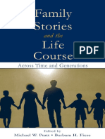 Family Stories and the Life Course Across Time and Generations - Fiese