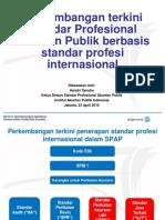 Diseminasi Spap 23-24 April 2015 - Perkembangan Terkini Spap 23 April 2015_handri Tjendra
