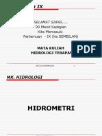 2-HIDROMETRI