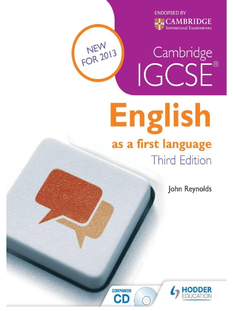 Cambridge igcse english first language third editionpdf fandeluxe Image collections
