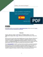 Deuda Publica Española La Nueva Burbuja-0309