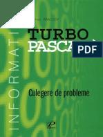 Turbo Pascal Culegere de Probleme