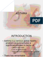 Asthma- Essential Concept
