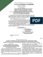HG 582 2016 Norme Metodologice de Aplicare Privind Salarizarea Din Invatamant Incepand Cu Luna August 2016
