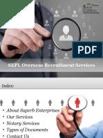 Overseas Job Consultants