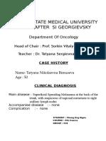 Onco Melanoma