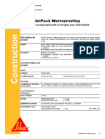PDS Sika MiniPack Waterproofing FRCH