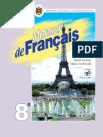 VIII Limba Franceza