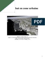 2013 09 Combat en Zone Urbaine