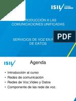 Introducción a Las Comunicaciones Unificadas