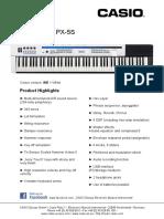 Px 5s Productsheet En
