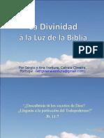 La Divinidad à la Luz de la Biblia