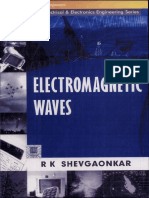 EM Waves R S Shevgaonkar