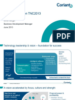 Tnc2013 Slides TNC2013IndustrialSessionFinal