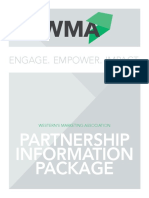 WMA Partnership Package 2016/2017