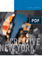 Creative New York