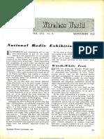 Wireless World 1950 09