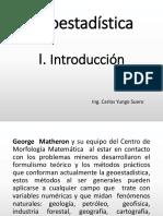 01 Geoestadística introducción