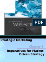 01 Imperatives for Market-Driven Strategy