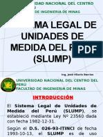SISTEMA LEGAL DE UNIDADES SI SLUMP  FAIM- UNCP.pptx