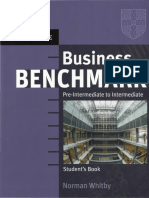 2008 Cambridge Business Benchmark(St.book With Answers)